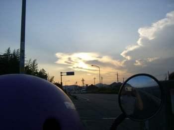 空がきれい.JPG
